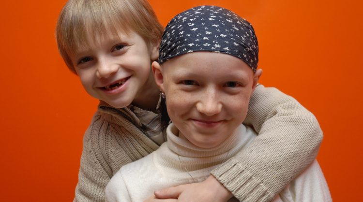 La remontada al cáncer infantil